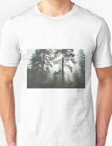 Misty Forest #1 T-Shirt