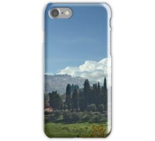 Orchards on the Hill iPhone Case/Skin