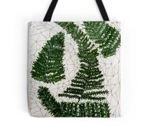Fern World Tote Bag