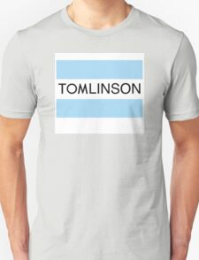 One Direction Tomlinson Banner T-Shirt
