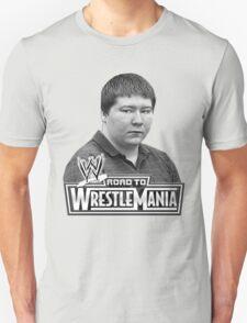 Brendan Dassey Wrestle Mania T-Shirt
