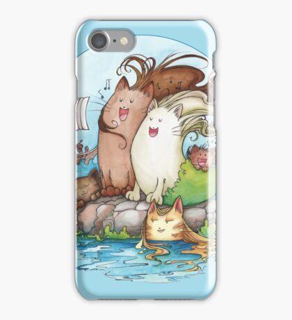 Siren Cats iPhone Case/Skin