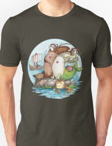 Siren Cats Unisex T-Shirt