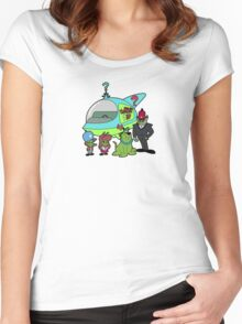 The Mystery Kids Mysteries Women's Fitted Scoop T-Shirt