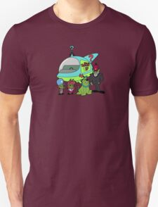 The Mystery Kids Mysteries Unisex T-Shirt