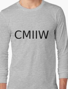 Correct me if im wrong CMIIW T-Shirt