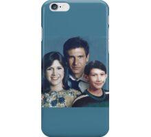 Solo Organa Skywalker family portrait iPhone Case/Skin