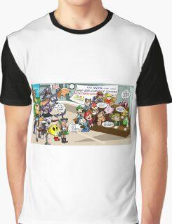 Smash Bros funny Graphic T-Shirt