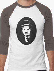 Charlot is watching you Men's Baseball ¾ T-Shirt