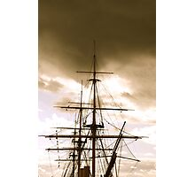 The Rigging Photographic Print