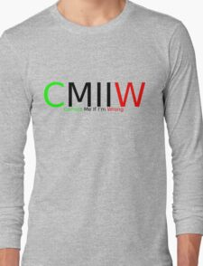 Correct me if im wrong CMIIW 2 T-Shirt