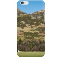 The Ochil Hills in Central Scotland iPhone Case/Skin