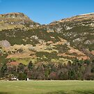 The Ochil Hills in Central Scotland by Jeremy Lavender Photography