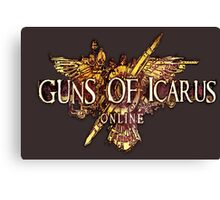 gunsoficarus Canvas Print