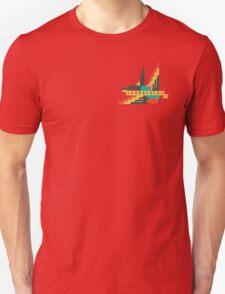 Flat design swallow tattoo T-Shirt