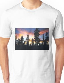 "Because He Called, ""Forest Brother..."" Unisex T-Shirt"