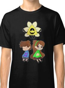 Gravity Falls Crossover (colour ver) Classic T-Shirt