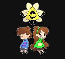 Gravity Falls Crossover (colour ver) Unisex T-Shirt