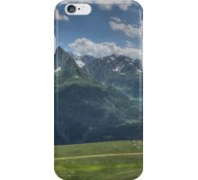 The silence of nature iPhone Case/Skin