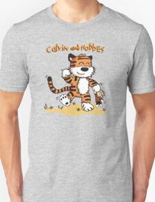 Calvin An Hobbes Unisex T-Shirt