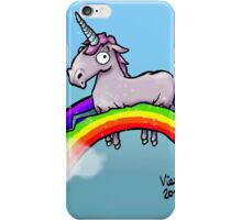 Kamiel the unicorn iPhone Case/Skin