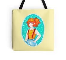 Miss Misty Tote Bag