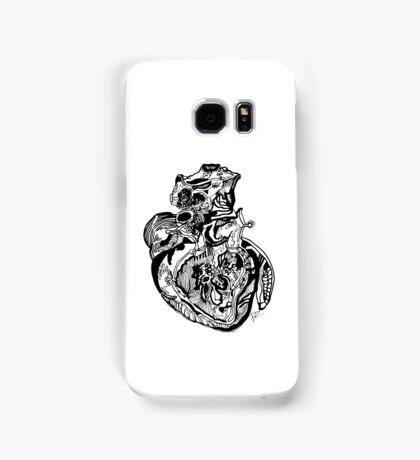 Car·di·o·vas·cu·lar Samsung Galaxy Case/Skin