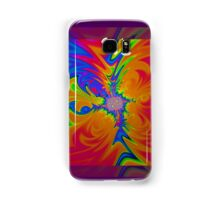 Psychedelic Rush Samsung Galaxy Case/Skin