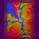 Psychedelic Rush by Holly Werner