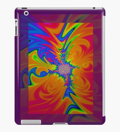 Psychedelic Rush iPad Case/Skin