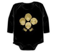 Miami Royalty Golden Edition One Piece - Long Sleeve