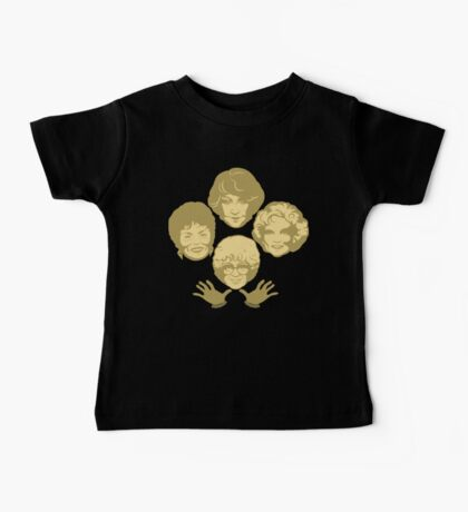 Miami Royalty Golden Edition Baby Tee