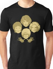 Miami Royalty Golden Edition Unisex T-Shirt