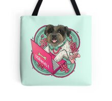 VGBandit the Gamer Pup Tote Bag