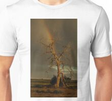 Rainbow Tree Unisex T-Shirt