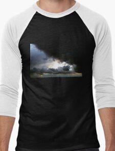 Breaking of Daylight Men's Baseball ¾ T-Shirt