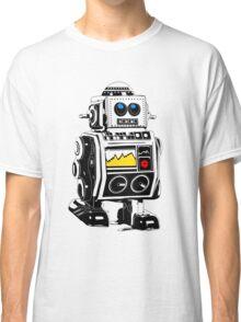 retro robot Classic T-Shirt