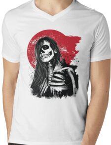 D black beauty Mens V-Neck T-Shirt