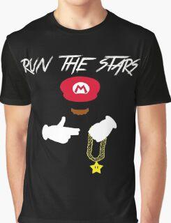 Run The Stars Graphic T-Shirt