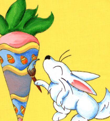 Easter Carrot Sticker
