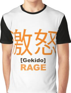 RAGE Graphic T-Shirt