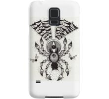 Black Spider Samsung Galaxy Case/Skin