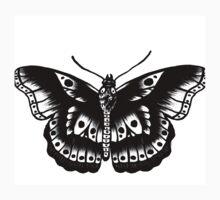 Harry Butterfly Baby Tee