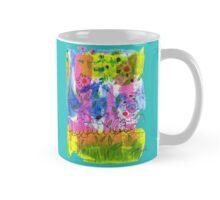 flowerfield blue Mug