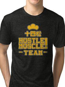 Team Jyushimatsu Tri-blend T-Shirt