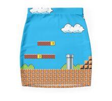 Vintage Game Tribute Mini Skirt