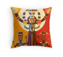 Conjure Throw Pillow