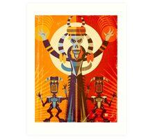 Conjure Art Print