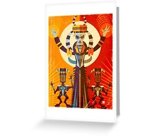 Conjure Greeting Card