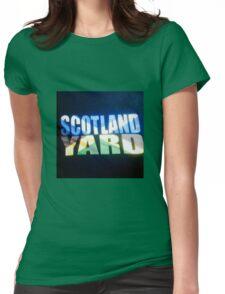 Scotland Yard2 Womens Fitted T-Shirt